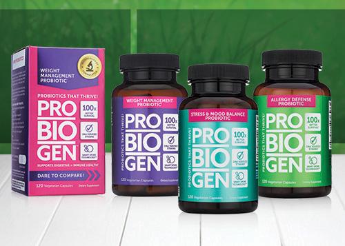 Trouvez Votre Parfait Probiotique !