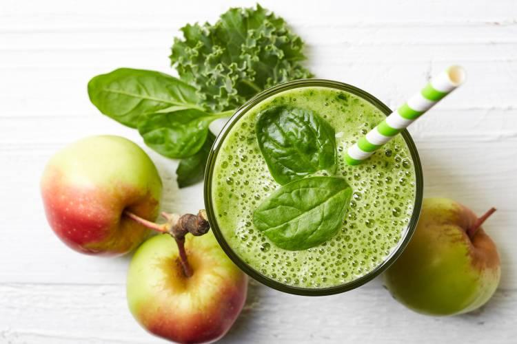 Commencez la Journée en Bonne Santé avec ces Smoothies Verts