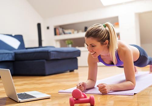 Comment Obtenir un Entraînement Efficace à la Maison